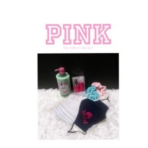 VS PINK Lotion and Face Mask bundle